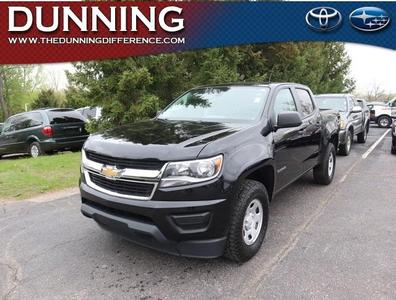 Chevrolet Colorado 2018 for Sale in Ann Arbor, MI