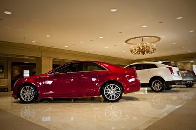Dimmitt Cadillac Jaguar Land Rover Image 3