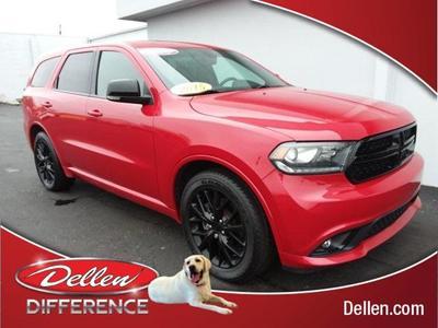 2015 Dodge Durango R/T for sale VIN: 1C4SDJCT8FC931605