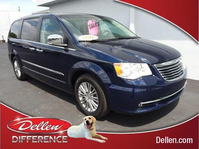 2016 Chrysler Town & Country Touring-L for sale VIN: 2C4RC1CG1GR119754