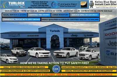 Turlock Chrysler Dodge Jeep Ram Image 6