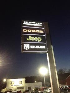Rentschler Chrysler Jeep Dodge RAM Image 1