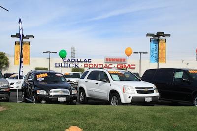 Parkway Buick GMC Cadillac Image 2