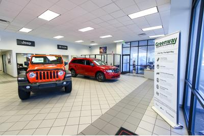 Greenway Chrysler Dodge Jeep RAM of Florence Image 2