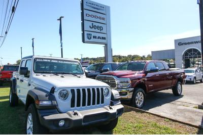 Greenway Chrysler Dodge Jeep RAM of Florence Image 7