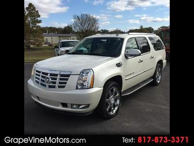 2007 Cadillac Escalade ESV  for sale VIN: 1GYFK66887R223214