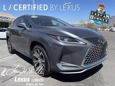 Lexus RX 350 2020 for Sale in Lindon, UT
