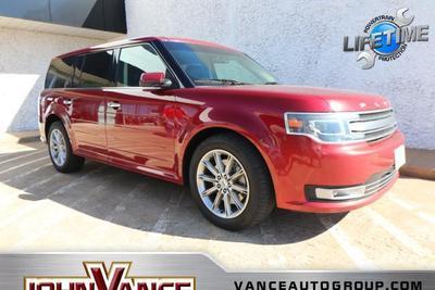 2013 Ford Flex Limited for sale VIN: 2FMGK5D80DBD09487