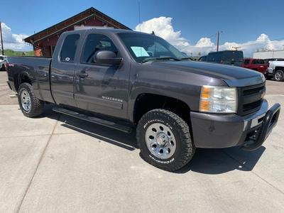 2011 Chevrolet Silverado 1500 LS for sale VIN: 1GCRKREA0BZ138546