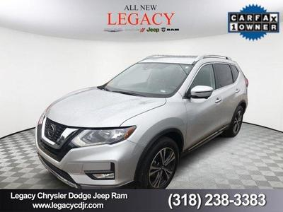 2018 Nissan Rogue SL for sale VIN: JN8AT2MT8JW463390