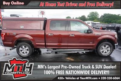 Ford F-150 2015 for Sale in Saint Cloud, MN