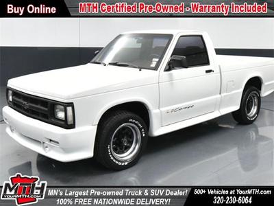 Chevrolet S-10 1991 for Sale in Saint Cloud, MN