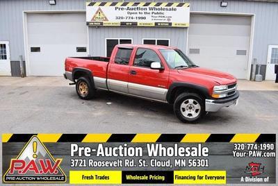 Chevrolet Silverado 1500 2001 for Sale in Saint Cloud, MN