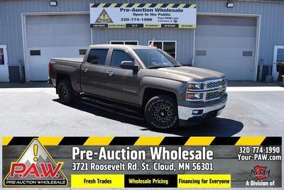 Chevrolet Silverado 1500 2015 for Sale in Saint Cloud, MN