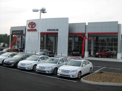 Coughlin Toyota Image 1