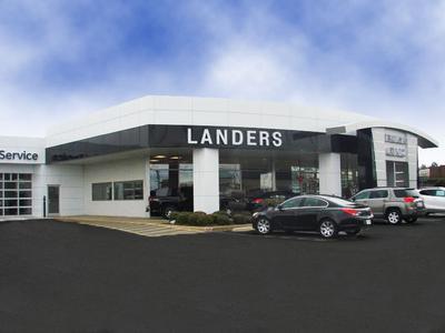 Landers Buick GMC Image 1
