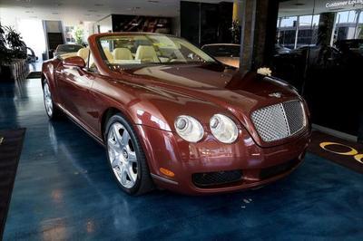 Bentley Continental GTC 2008 for Sale in Costa Mesa, CA