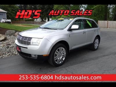 Lincoln MKX 2009 for Sale in Puyallup, WA