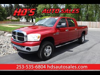 Dodge Ram 2500 2008 for Sale in Puyallup, WA