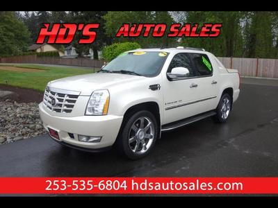 Cadillac Escalade EXT 2007 for Sale in Puyallup, WA