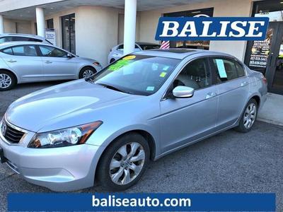 2010 Honda Accord EX-L for sale VIN: 1HGCP2F82AA092601