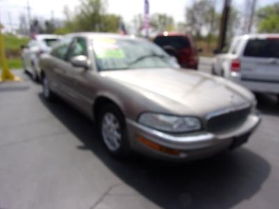 2004 Buick Park Avenue  for sale VIN: 1G4CW54KX44165231