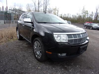 2010 Lincoln MKX  for sale VIN: 2LMDJ8JCXABJ21995