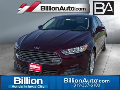 Ford Fusion 2013 for Sale in Iowa City, IA