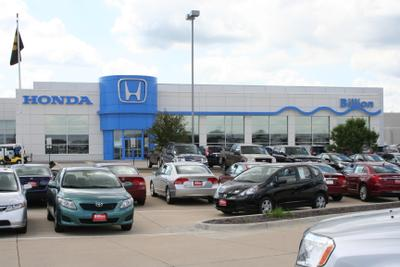 Billion Honda in Iowa City Image 1