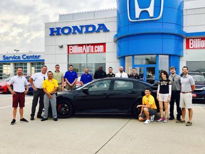 Billion Honda in Iowa City Image 2