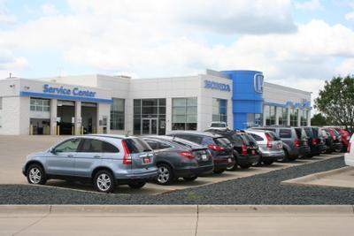Billion Honda in Iowa City Image 3