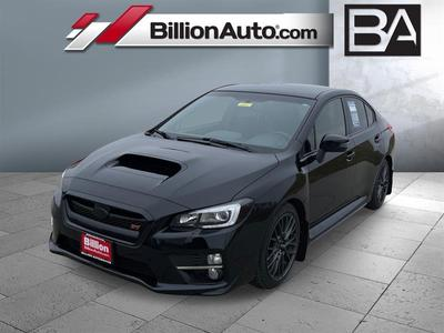 Subaru WRX STI 2016 for Sale in Iowa City, IA