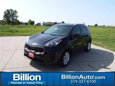 KIA Sportage 2017 for Sale in Iowa City, IA