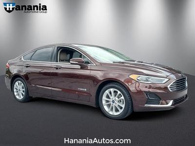 Ford Fusion Hybrid 2019 for Sale in Jacksonville, FL