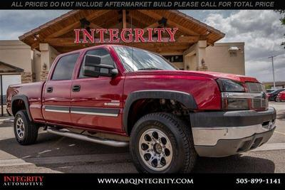 Chevrolet Silverado 2500 2004 for Sale in Albuquerque, NM