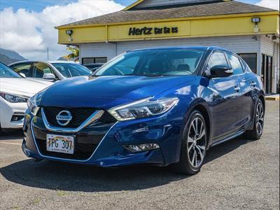 Nissan Maxima 2018 for Sale in Honolulu, HI