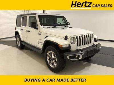 Jeep Wrangler Unlimited 2019 for Sale in Englewood, CO