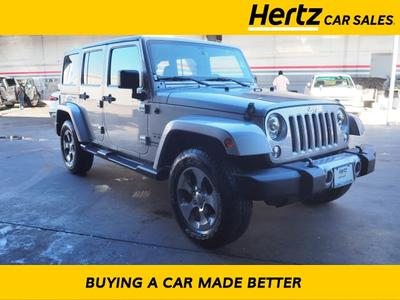 Jeep Wrangler JK Unlimited 2018 for Sale in Riverside, CA