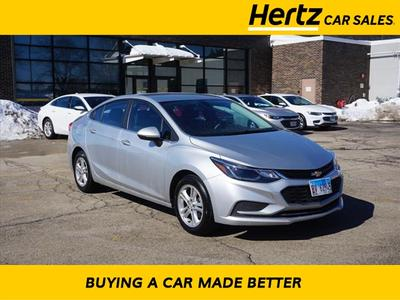 Chevrolet Cruze 2018 a la venta en Des Plaines, IL