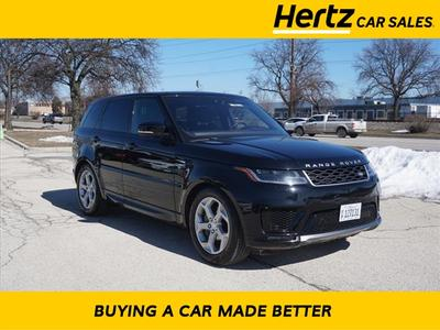 Land Rover Range Rover Sport 2020 for Sale in Des Plaines, IL