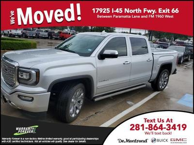 GMC Sierra 1500 2018 a la Venta en Houston, TX
