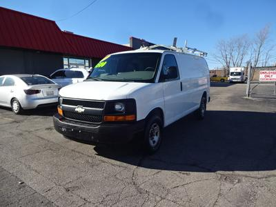2009 Chevrolet Express 3500 Cargo for sale VIN: 1GCHG35C091100934