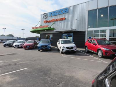 Woodhouse Mazda Image 3