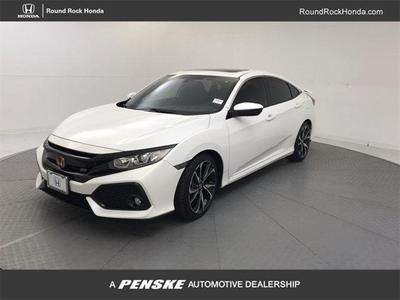 2018 Honda Civic Si for sale VIN: 2HGFC1E53JH707099