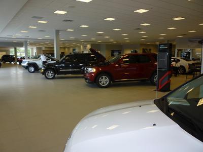 Jacksonville Chrysler Jeep Dodge Ram of Arlington Image 5
