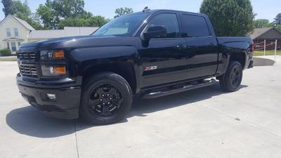 Chevrolet Silverado 1500 2015 for Sale in Rossville, GA