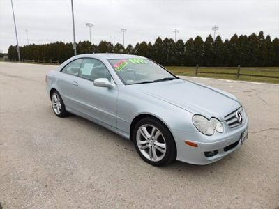 2007 Mercedes-Benz CLK-Class 350 for sale VIN: WDBTJ56J17F210538