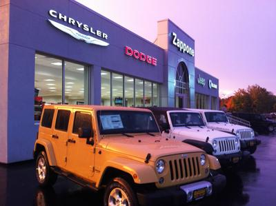 Zappone Chrysler Jeep Dodge Ram Image 1