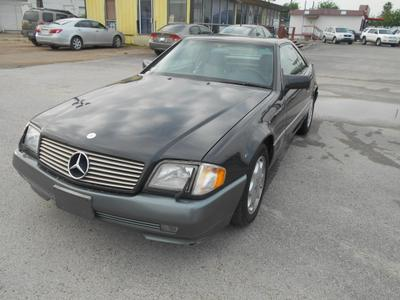 Mercedes-Benz SL-Class 1995 for Sale in Houston, TX