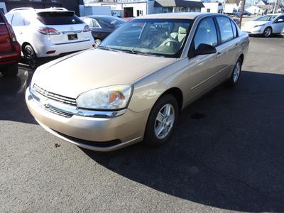 2005 Chevrolet Malibu LS for sale VIN: 1G1ZT52825F179542